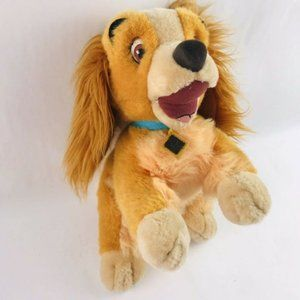 lady and the tramp LADY plush disney